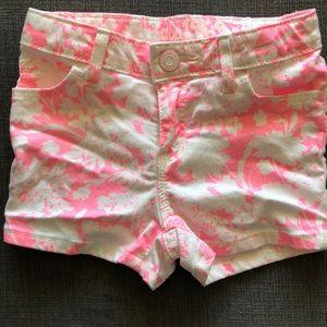 Girls GAP denim shorts